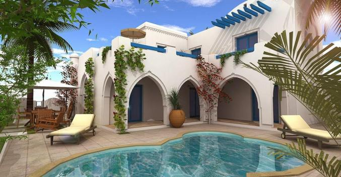 Villa à vendre  style Djerbien