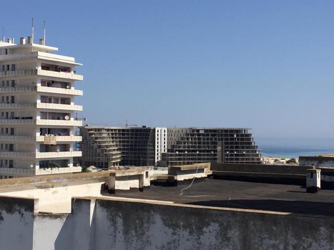 appartement erroukii marina vue mer