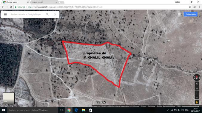 Terrain ag de 10 hectares