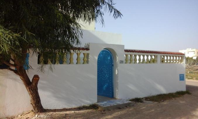 Petite villa meublée à Djerba
