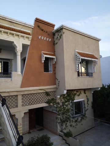 Étage de villa haut standing