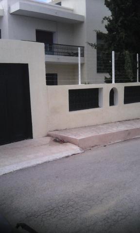 600m2 villa 15 pièces Menzeh 5 Tunis Ariana