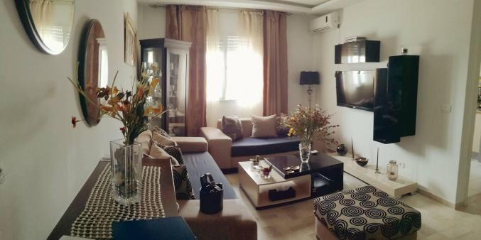 appartement s+3 a Mornag