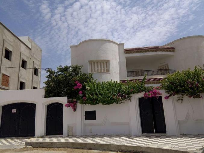 spacieuse villa