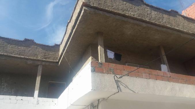 Réf 2040 :Duplexe à vendre à Cité Nakhla Bizerte