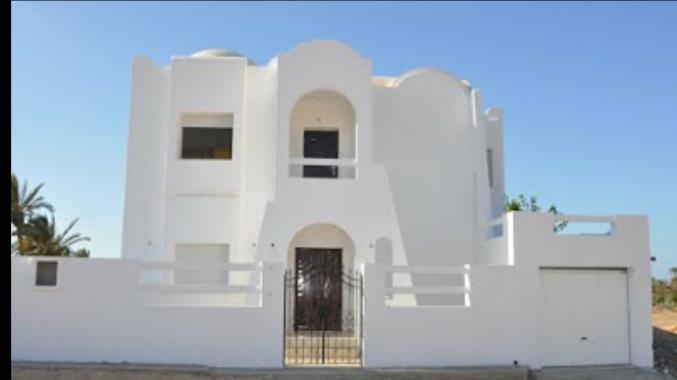 Villa à vendre à jerba stile américaine