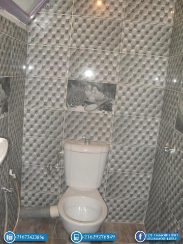 Réf 2007: Un duplexe a Vendre à Jarzouna Bizerte