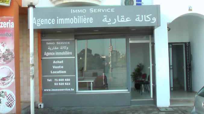 Agence immobiliere Manouba