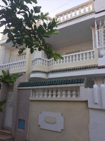 Deux villas jumeleés