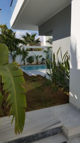villa vu mer avec piscine