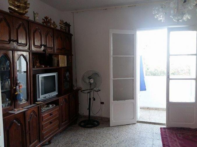 Un appartement de 3 pièces à vendre Sidi Salem Bizerte