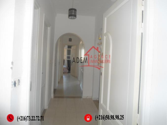 Appartement a cité riadh 5