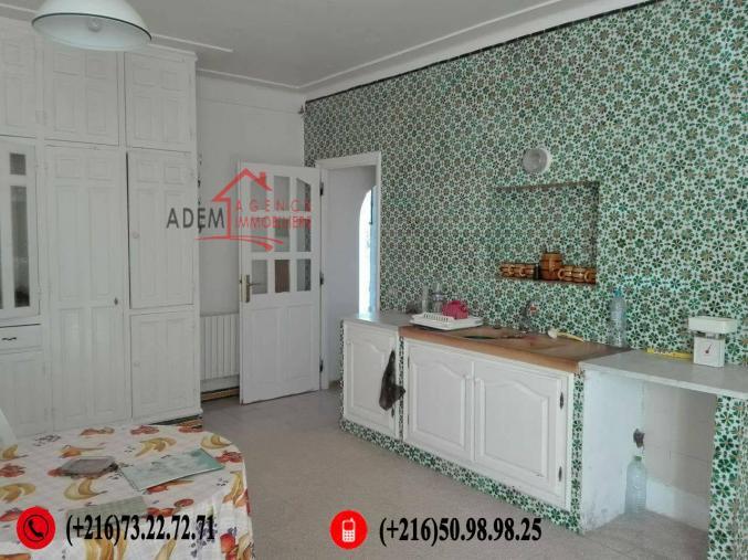 "une superbe villa enTunisie à Mornag ""Zawia"""