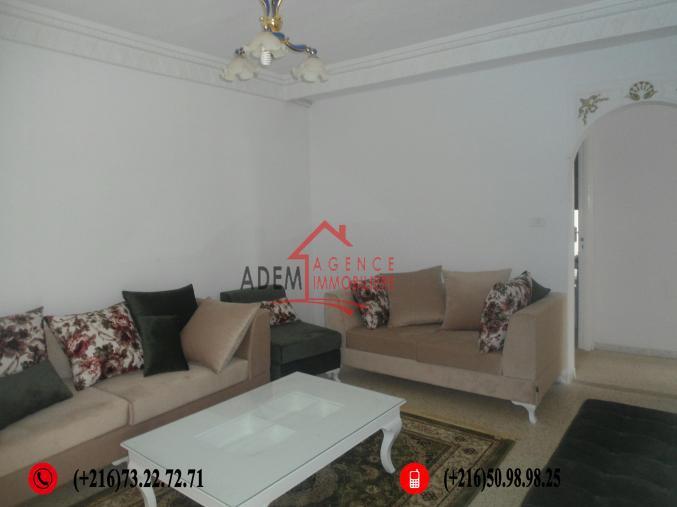 Appartement à sahloul