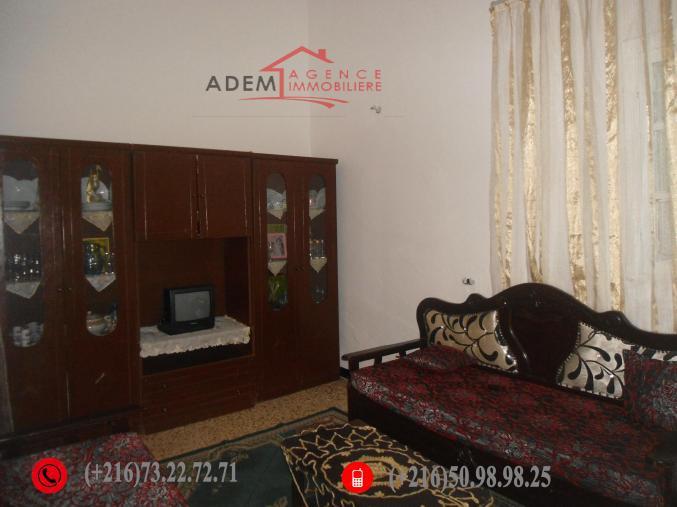 une maison à Sousse bled 3arbi
