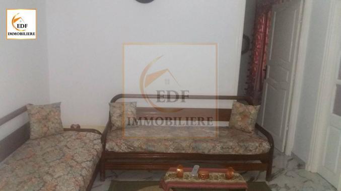 Appartement meublé de 3 pièces à Sidi Salem Bizerte