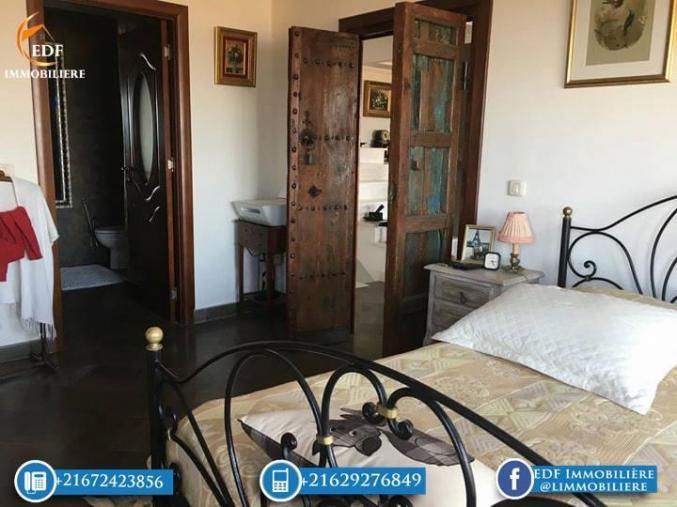 Belle Villa à vendre à Raoued Plage Tunis