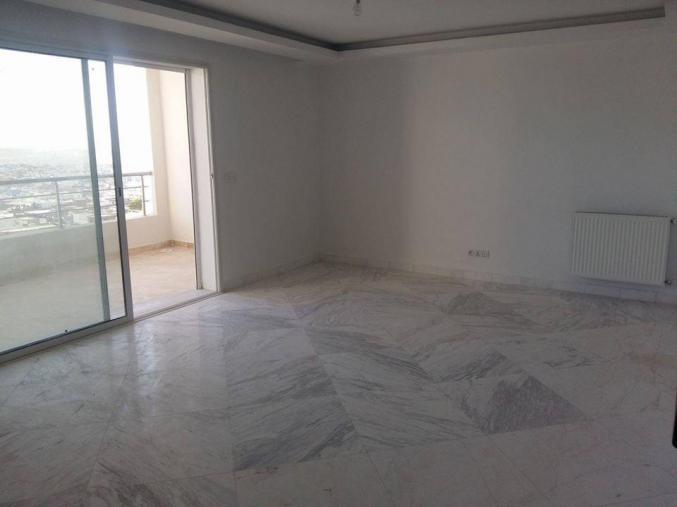 un appartement du 3 pièces Route Nadhour Bizerte