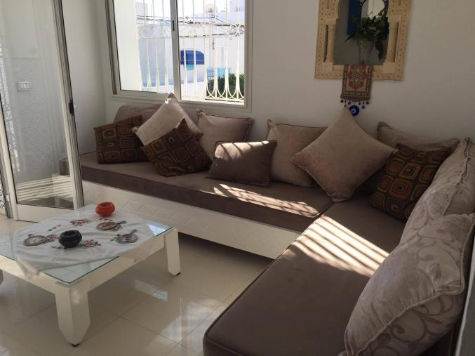un bel appartement au centre ville Hammamet