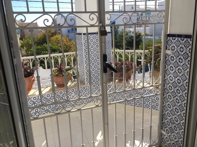 un bel appartement au centre ville Hammamet
