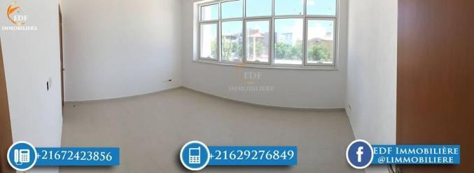 'Appartement usage bureautique Hssan Nouri Bizerte