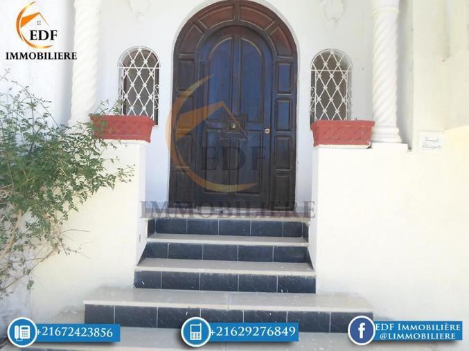 Réf 2013: Grande Villa à El bhira Bizerte