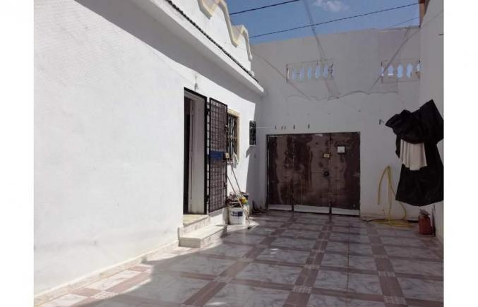 Maison 112m2 à Siliana Bou Arada