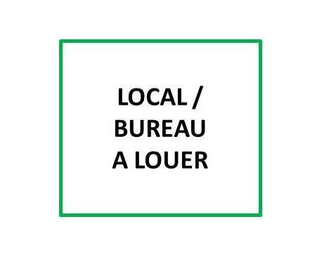 BUREAUX  A LOUER