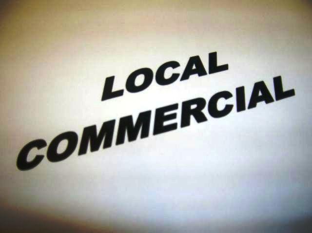 اعلان محل تجاري للبيع