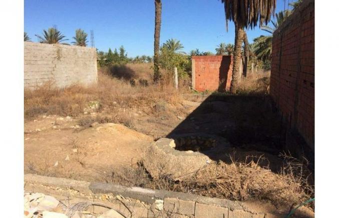 قطعة ارض صالحة للبناء