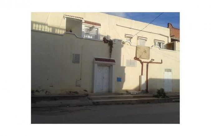 Maison 120m2 à Gafsa Sud
