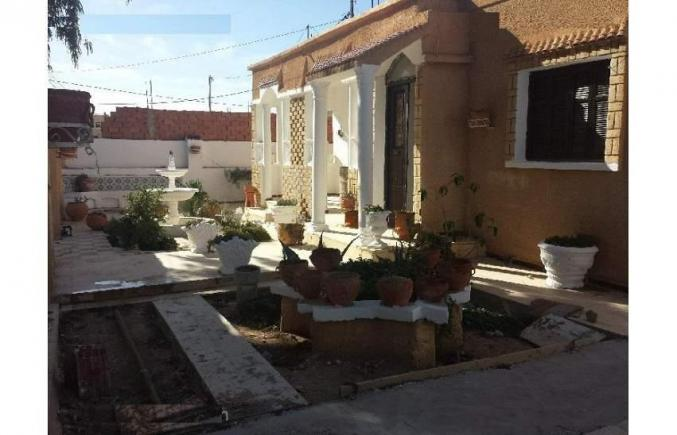 Maison 500m2  Gafsa Sud