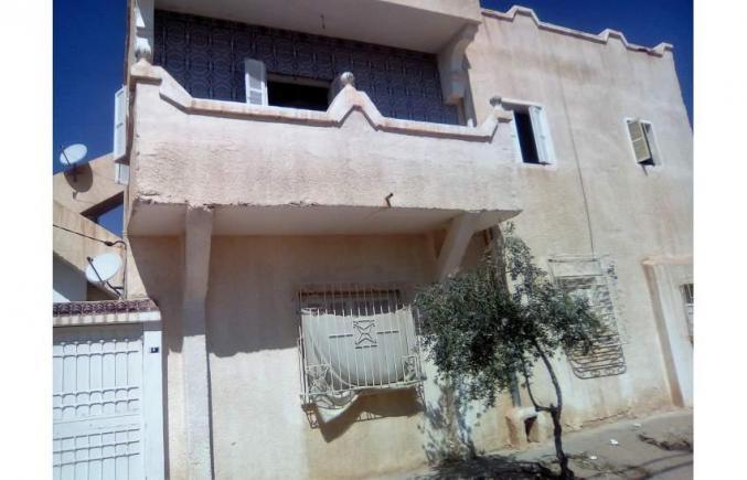 Maison bonne occasion à Cité Elwafa Zarroug