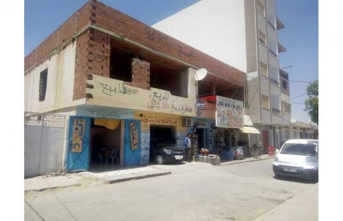 Maison 350m2 à Sidi Bouzid