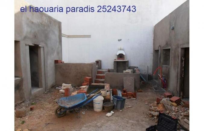 Maisons 200m2 à Nabeul El Haouaria