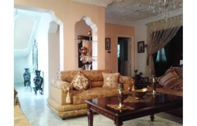 Une belle Villa à Cité El Hana bizerte