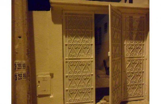 Maison à Ennkhilet route Raoued