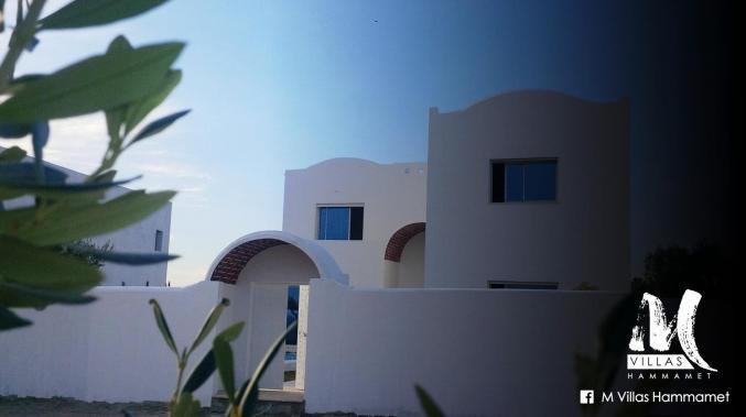 Villa 500m2 à Hammamet Sud Zone Bareket Essahel