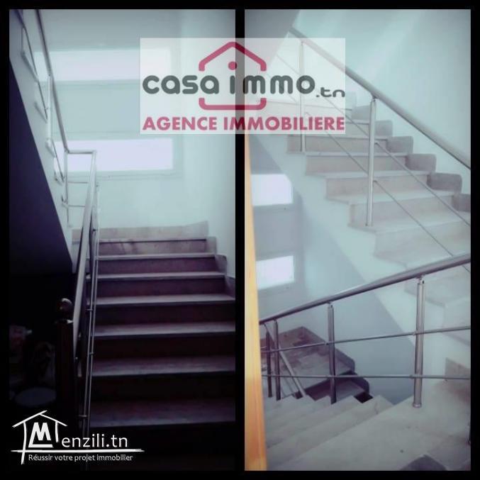 A vendre Villa neuve très Haut standing à El Yasminette- Ben Arous