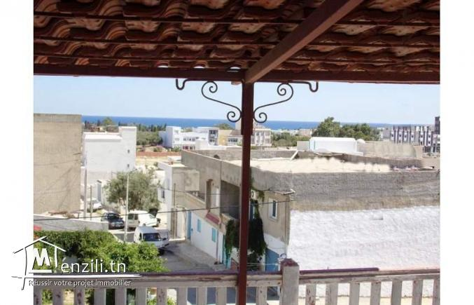 Villa 200m2 à Nabeul Hammamet Nord