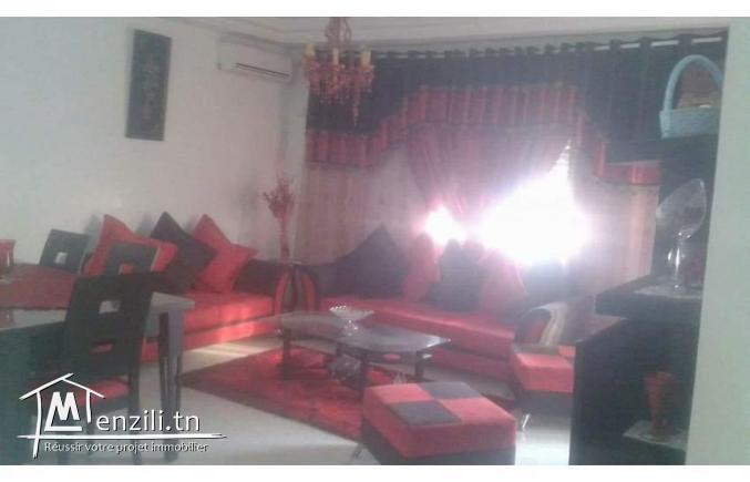 Appartement 125m2 à Ariana Ghazela