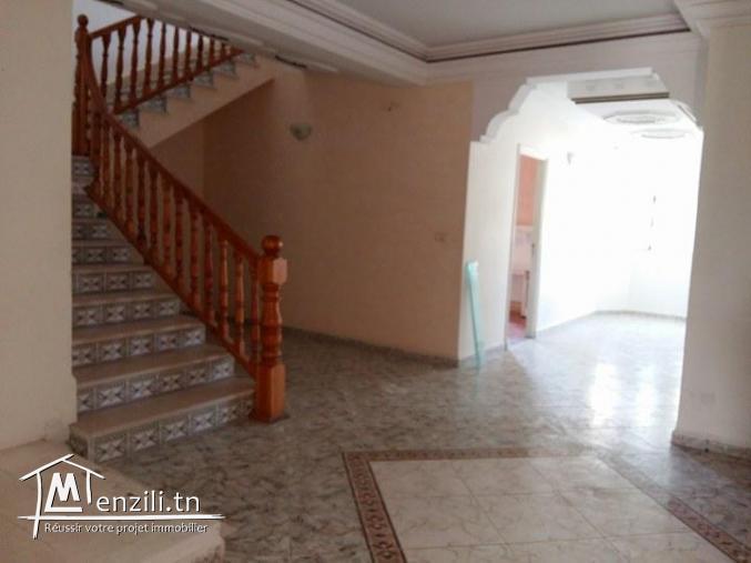 Un bel Appartement style Américain à Sidi Salem Bizerte