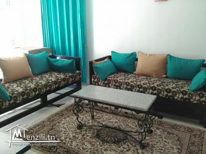 appartement meublé à houmt souk