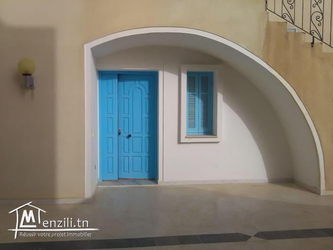 Villa meublé à louer à Taourit Houmt souk
