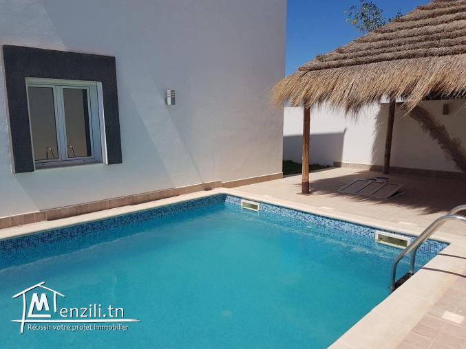 Villa avec piscine pour les vacances