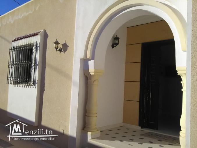 Villa neuve à la vente houmt souk