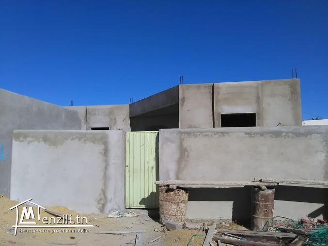 villa en cours de construction à vendre clé en main