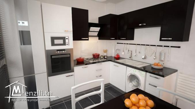 Appartement neuf à Sahloul