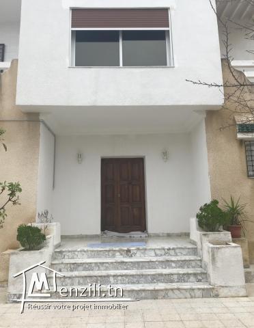 A vendre une belle villa a el mourouj