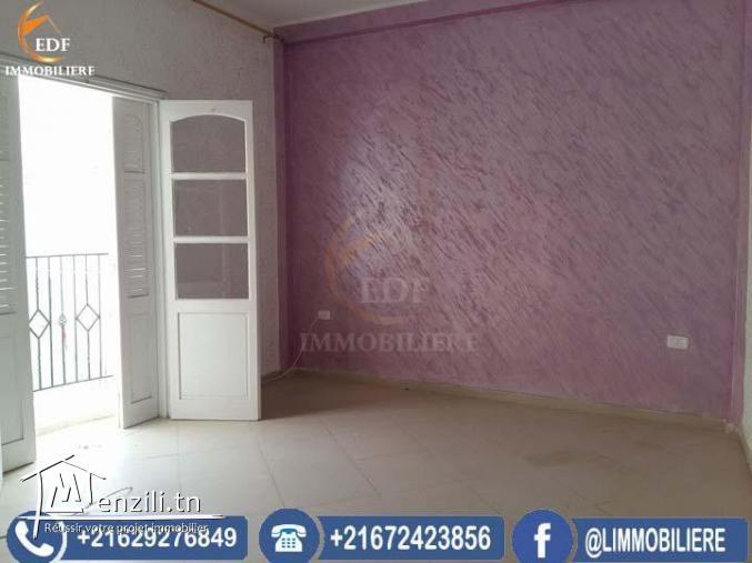 3 Appartements à vendre au centre ville Bizerte